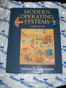Moder Operating Systens - Tanenbaum - Better World Books
