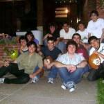 Festejos por la liberación de Ubuntu Intrepid Ibex en Tucumán