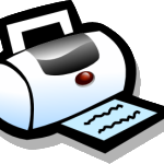 La impresora solitaria