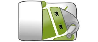 Android durmiendo