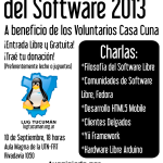 Software Freedom Day 2013 en Tucumán: Jornada de charlas a beneficio