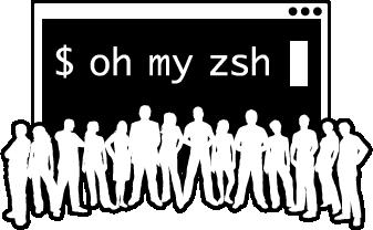 Logo oh my zsh
