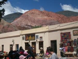 Java en el Cerro de los Siete Colores