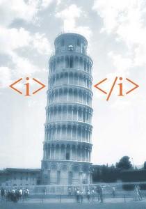 HTML tag <i>